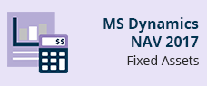 81132AE: Fixed Assets in Microsoft Dynamics NAV 2017 Training