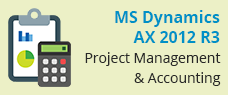 80643AE: Project Management and Accounting - Basic in Microsoft Dynamics AX 2012 R3 Training